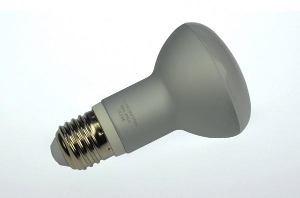 E27 LED-Reflektorlampe LED30R6327LmKW Hochvolt DC-kompatibel (gleichstrom-fähig) kaltweiss (5800°K) . Einsetzbar im Spannungsbereich: 110-240V AC
