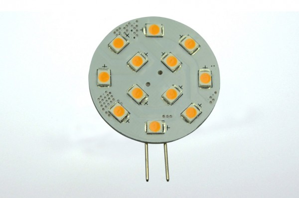 G4 LED-Modul AC/DC 180 Lumen 125° warmweiss 2W CRI>90 Green-Power-LED