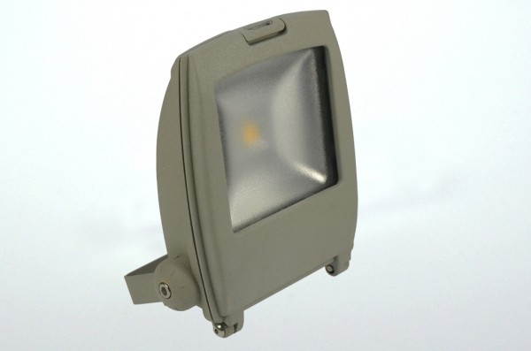 Design LED-Flutlichtstrahler AC 700 Lumen 120°-150° kaltweiss 11W Strukturiertes Glas Green-Power-LE