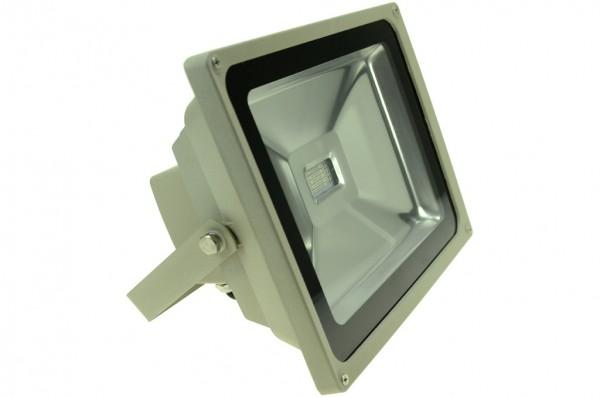 LED-Pflanzenleuchte Hochvolt LED50FS22LoRB rot/blau . Einsetzbar im Spannungsbereich: 100-240V AC