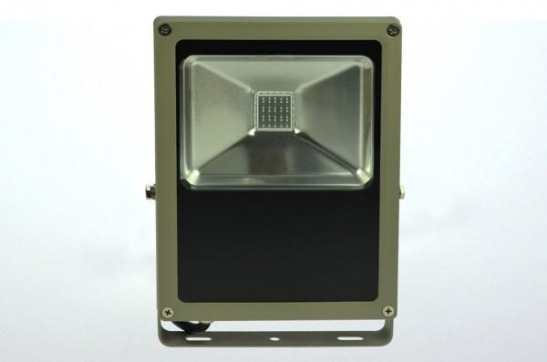 LED-Pflanzenleuchte Hochvolt LED50Fx22LoRB rot/blau . Einsetzbar im Spannungsbereich: 100-240V AC