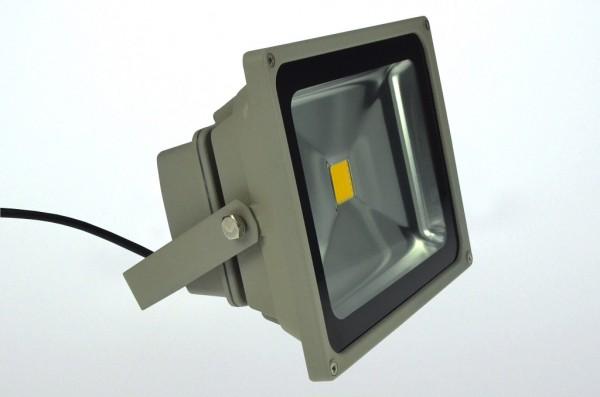 LED-Flutlichtstrahler Hochvolt LED30F22Lroo rot 620-630 Nm . Einsetzbar im Spannungsbereich: 100-240V AC