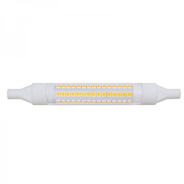 R7S LED-Stablampe LEDR7sSlim118N Hochvolt warmweiss (3000°K) rundabstrahlend. Einsetzbar im Spannungsbereich: 220-240V AC