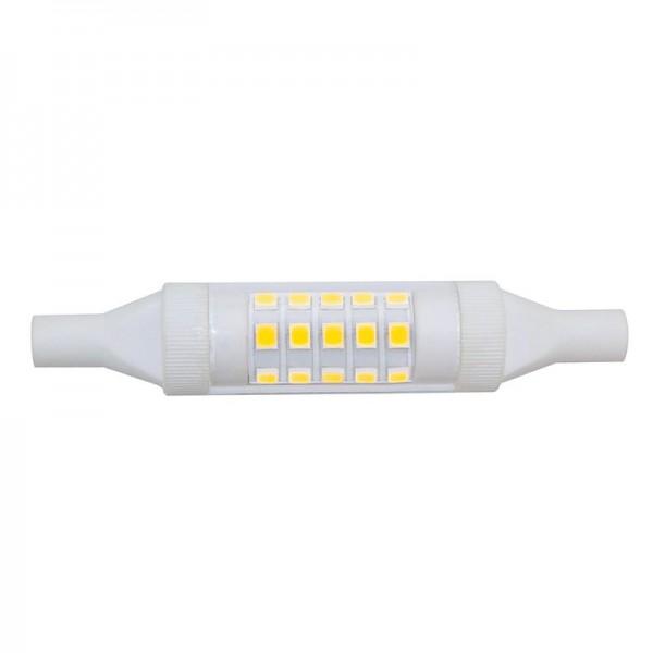 R7S LED-Stablampe LEDR7sSlim78W Hochvolt kaltweiss (6400°K) rundabstrahlend. Einsetzbar im Spannungsbereich: 220-240V AC
