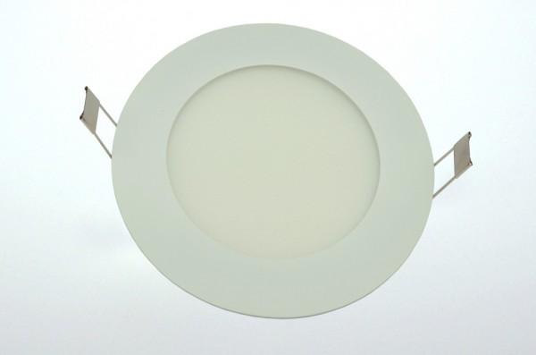 LED-Downlight Hochvolt LED84DLF22LNW neutralweiss (4500°K) 20mm Einbautiefe. Einsetzbar im Spannungsbereich: 100-240V AC