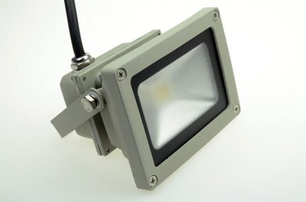 LED-Flutlichtstrahler Hochvolt LED9FS22Lo warmweiss (3000°K) . Einsetzbar im Spannungsbereich: 100-240V AC