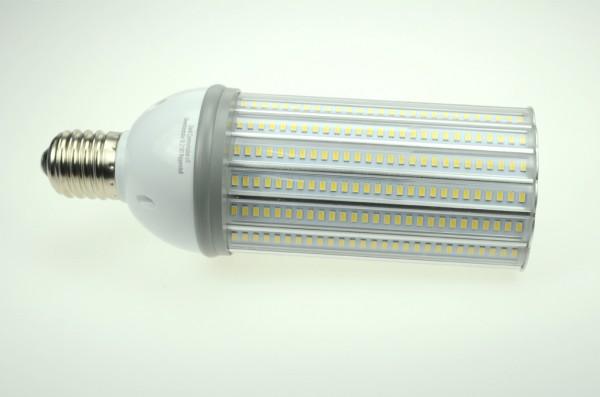 E40 LED-Strassenlampe LED162STR40LoKW Hochvolt kaltweiss (6000°K) IP64. Einsetzbar im Spannungsbereich: 100-277V AC