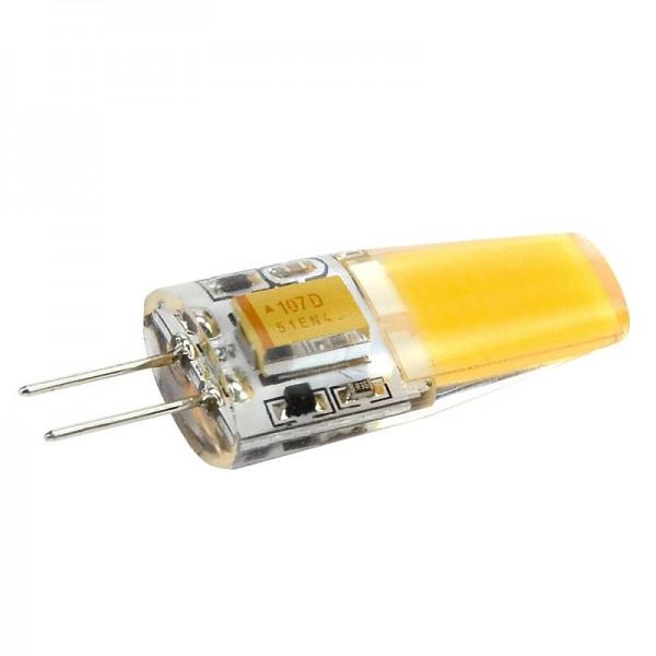 G4 LED-Stiftsockellampe AC/DC 240 Lumen 320° warmweiss 2,5 W dimmbar Green-Power-LED